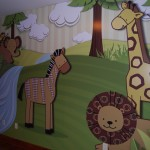 IDwraps.com Nursery Custom Wall Mural Art PA