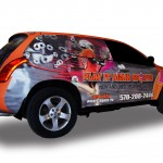 Play it Again Sports Nissan Murano Wrap