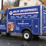 Volpe Enterprises 10ft Supreme Spartan Construction Fleet Wrap