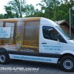Allwein Carpet One Sprinter Van Dodge Wrap Lancaster Harrisburg Carlisle 3M