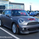 Daniels Mini Cooper Color Change Wrap
