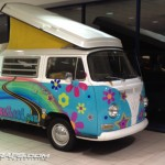 VW Manhattan VW Bus 3M Vinyl Van Wrap Flower NJ PA
