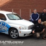 InnoTek team with new Chevy HHR Wrap