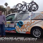 Hopecam Dodge Caravan Race Across America