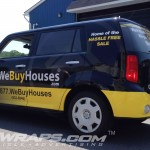 Vega Valle Scion XB 3M Vinyl Wrap NJ