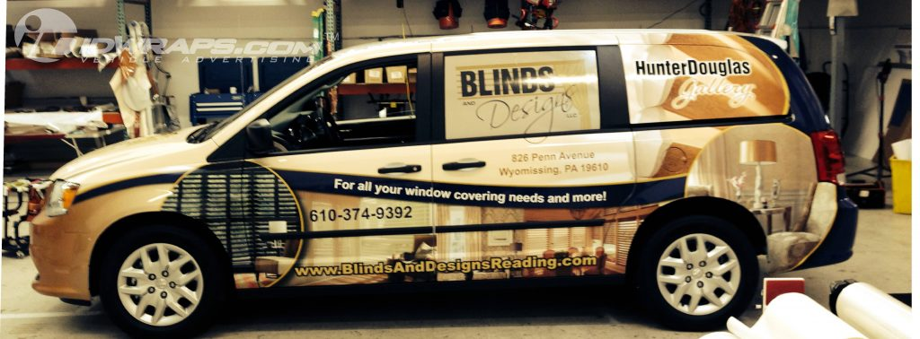 3m Vinyl Full Caravan Wrap For Blind Co Idwraps
