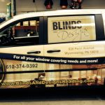 Blinds and Designs Caravan 3M Vinyl Full Wrap
