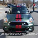 Minicooper Color Change