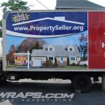 real-estate-wrap-flip-3m-vinyl-graphics-isuzu-npr-box-truck