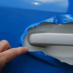 Custom car wraps cut paint by competitor