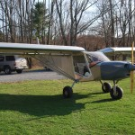 "TIW Corp Airplane Wrap ""Before"" Pic"