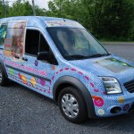 Handwork Studio Transit Connect Wrap