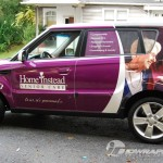 Home Instead Health Care Kia Soul Car Wrap Allentown PA Lehigh Valley 3M Graphics