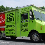 What The Fork Food Truck Wrap 3M PA Concession Van
