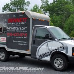 Bennett-Box-Truck-Cube-Van-Wrap-Graphics-3M-Delivery-Car-Dealer