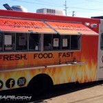Southwest Savory Grill Food Truck Wrap