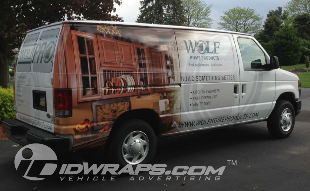 Wolf Building Products E250 Wrap