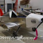 Michael Jackson Airplane 1080 3M Vinyl Wrap in Progress