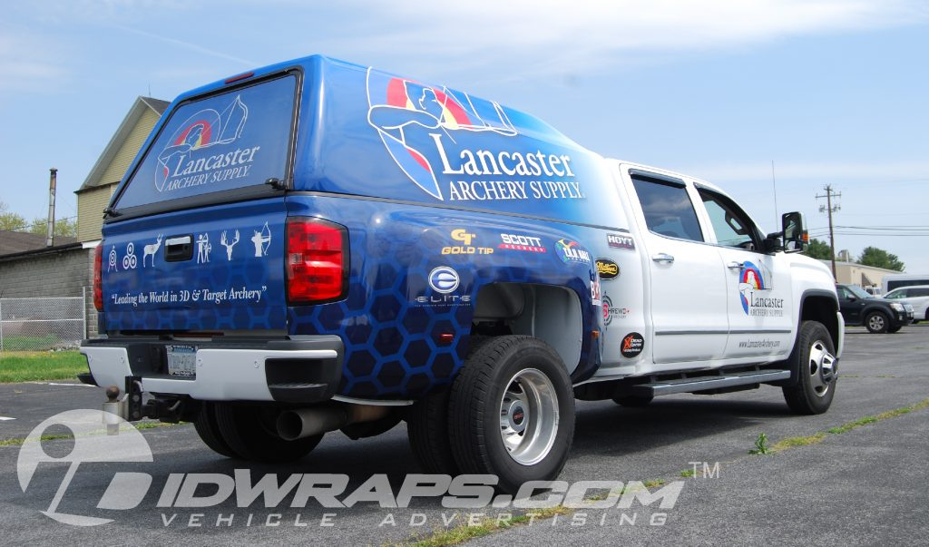 Lancaster Wrap for Archery Distributor