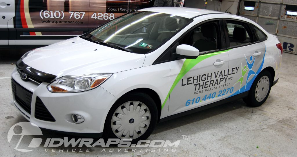 ford focus home care wrap lehigh valley