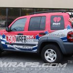 Jeep Liberty Wrap 3m-vinyl-graphics