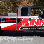 17-11 Turf Equipment F250 Vinyl Wrapping