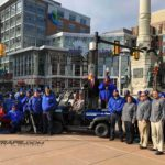 Allentown Wrapping Rescue Mission Clean Team Kawasaki Mule -Mayor