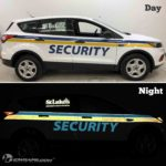St Lukes Reflective Wrap Ford Escape 3M IJ780 Striping