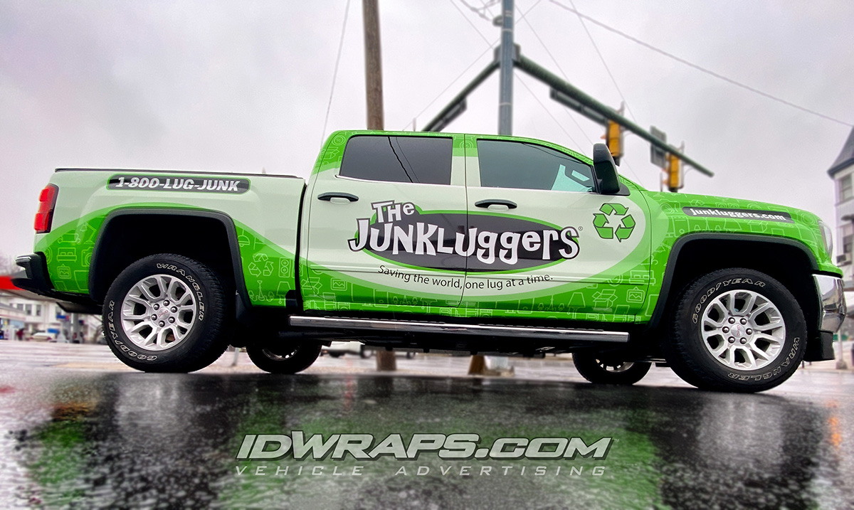 The Junkluggers Wrap